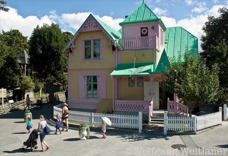 Villa Kunterbunt von Pipi Langstrumpf