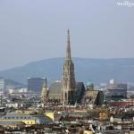 Bahnorama Turm in Vienna