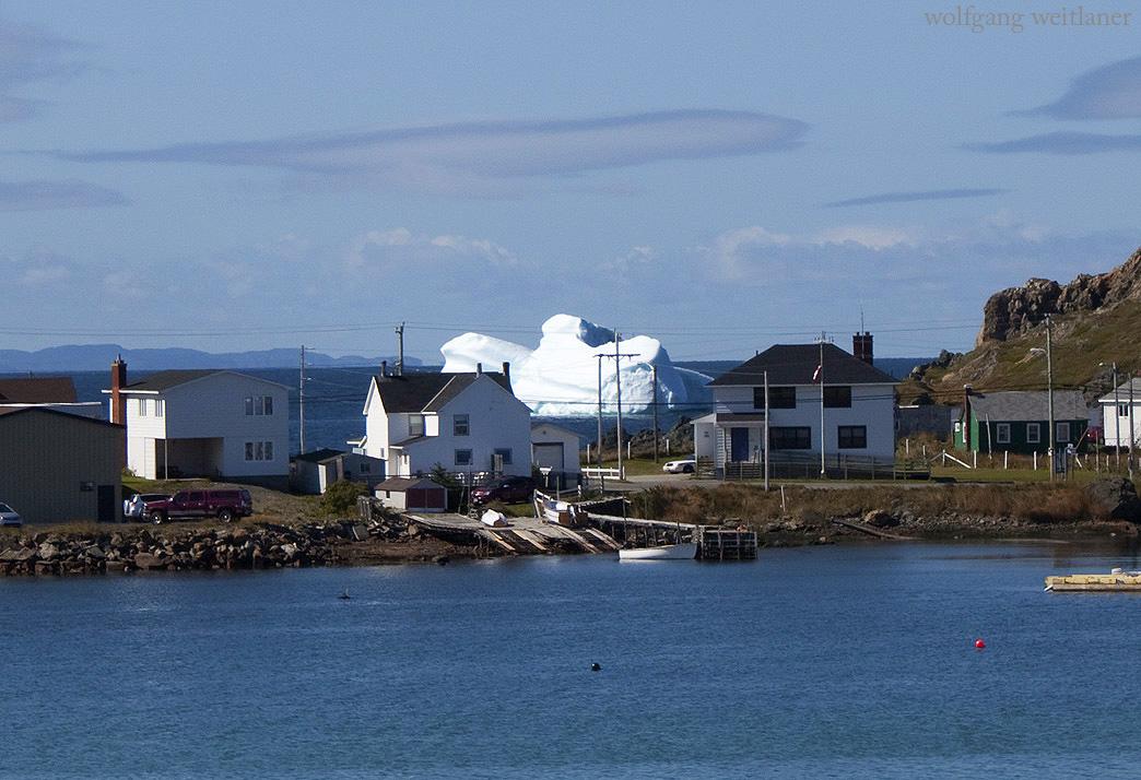 Iceberg, Eisberg, neufundland