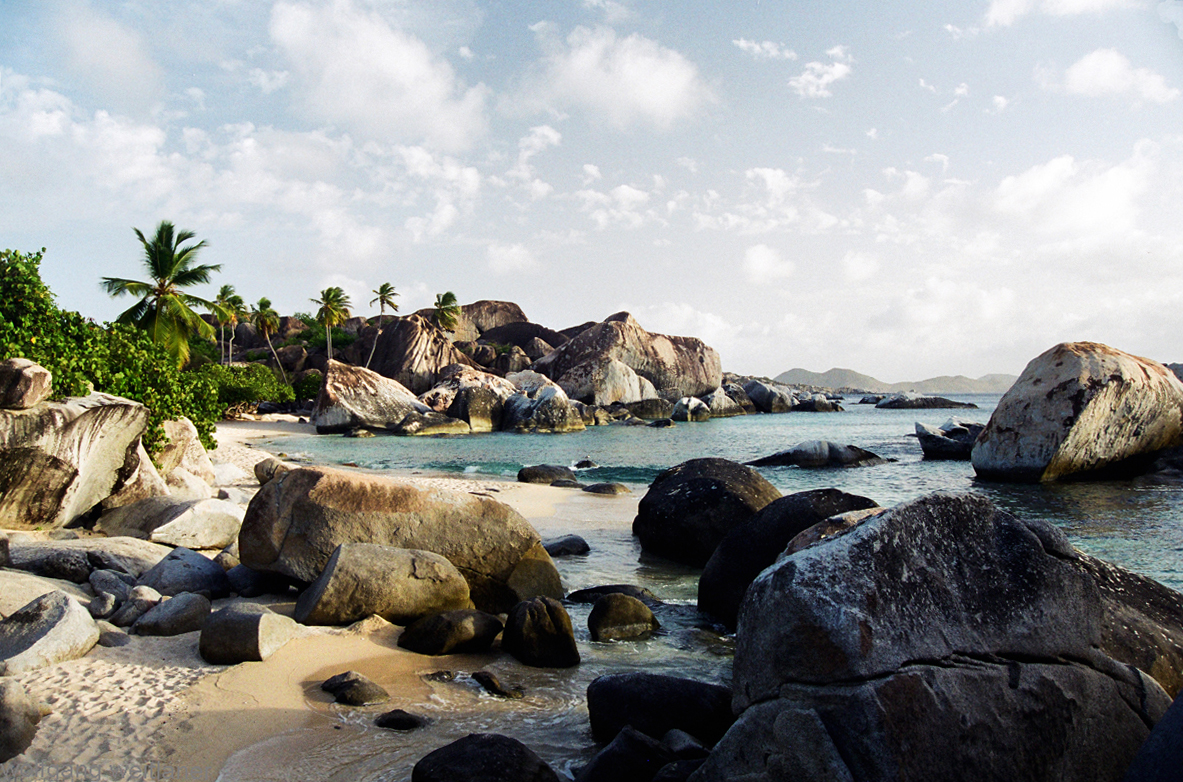 The Baths - Virgin Gorda