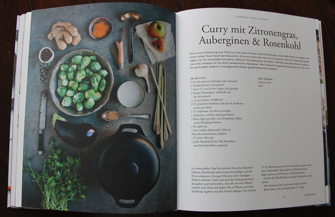 Vegetarisches Kochbuch: Die grüne Küche auf Reisen