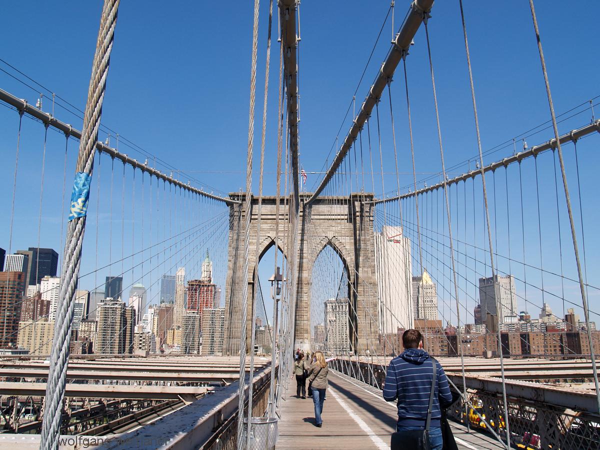 brooklyn bridge new york city usa. Black Bedroom Furniture Sets. Home Design Ideas