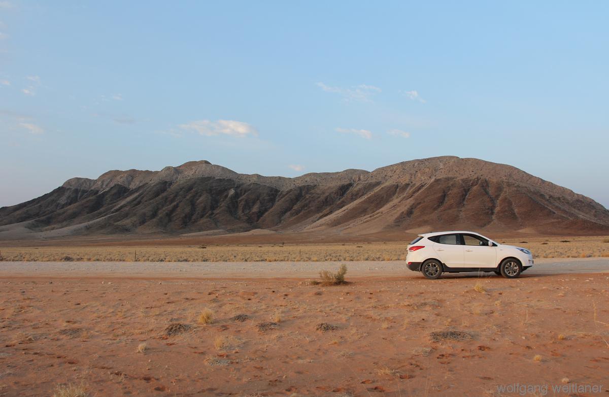 Namib-Wüste.Namibia