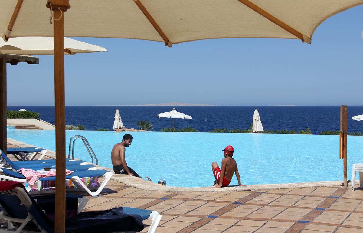 ägypten-pool