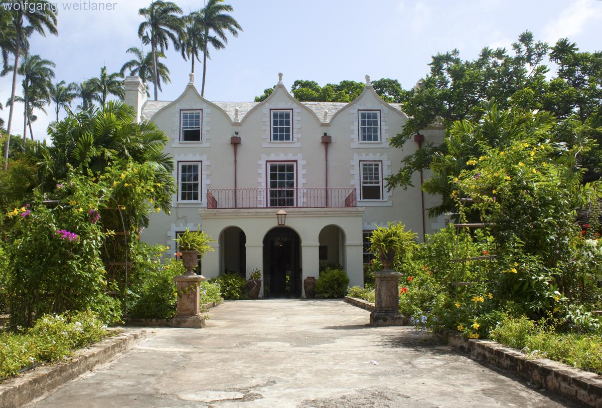 St.Nicholas Abbey-Barbados