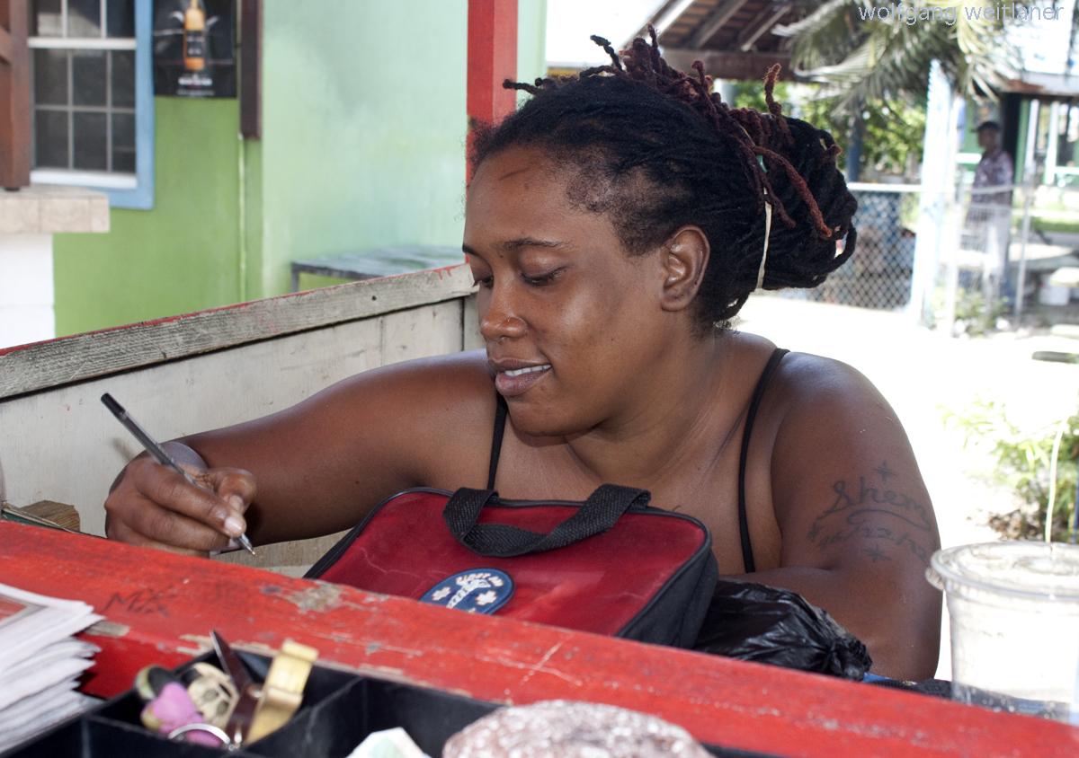 Barbados Girl