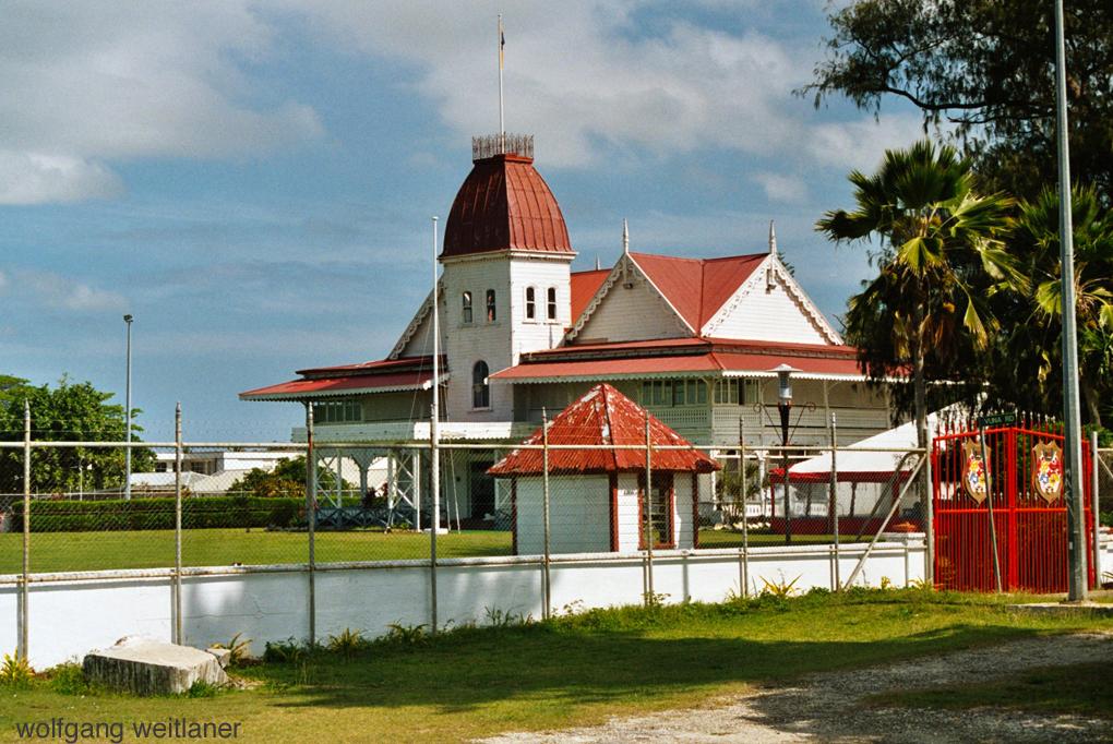 Nukualofa King's Palace