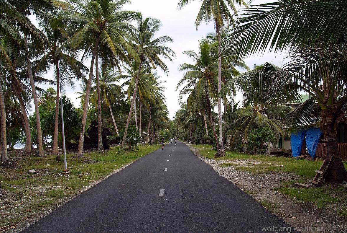 Main Road Funafuti