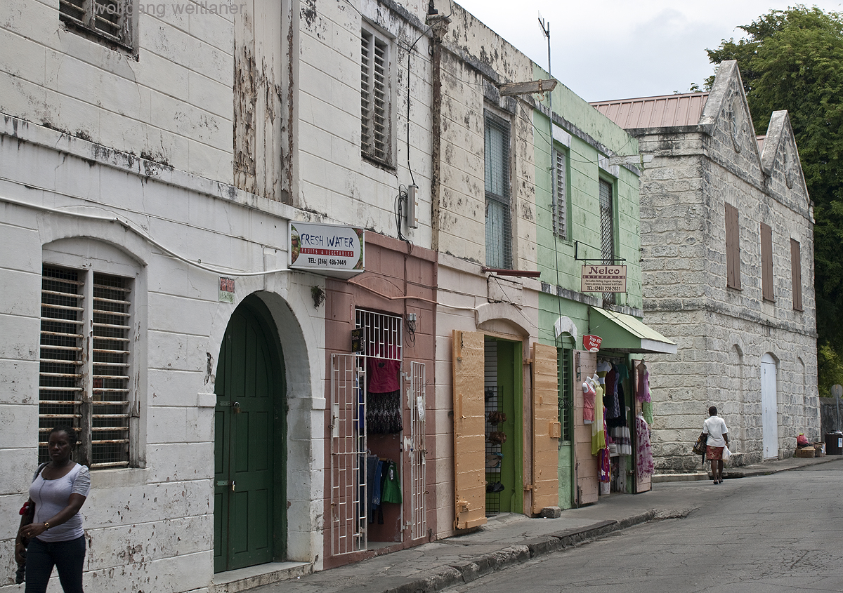 Old-bridgetown