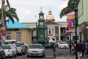 Die Insel, die Kolumbus Namen trägt: St.Kitts, Karibik