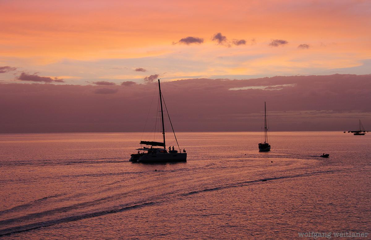 Wunderbares Dominica, Roseau, Dominica, Karibik