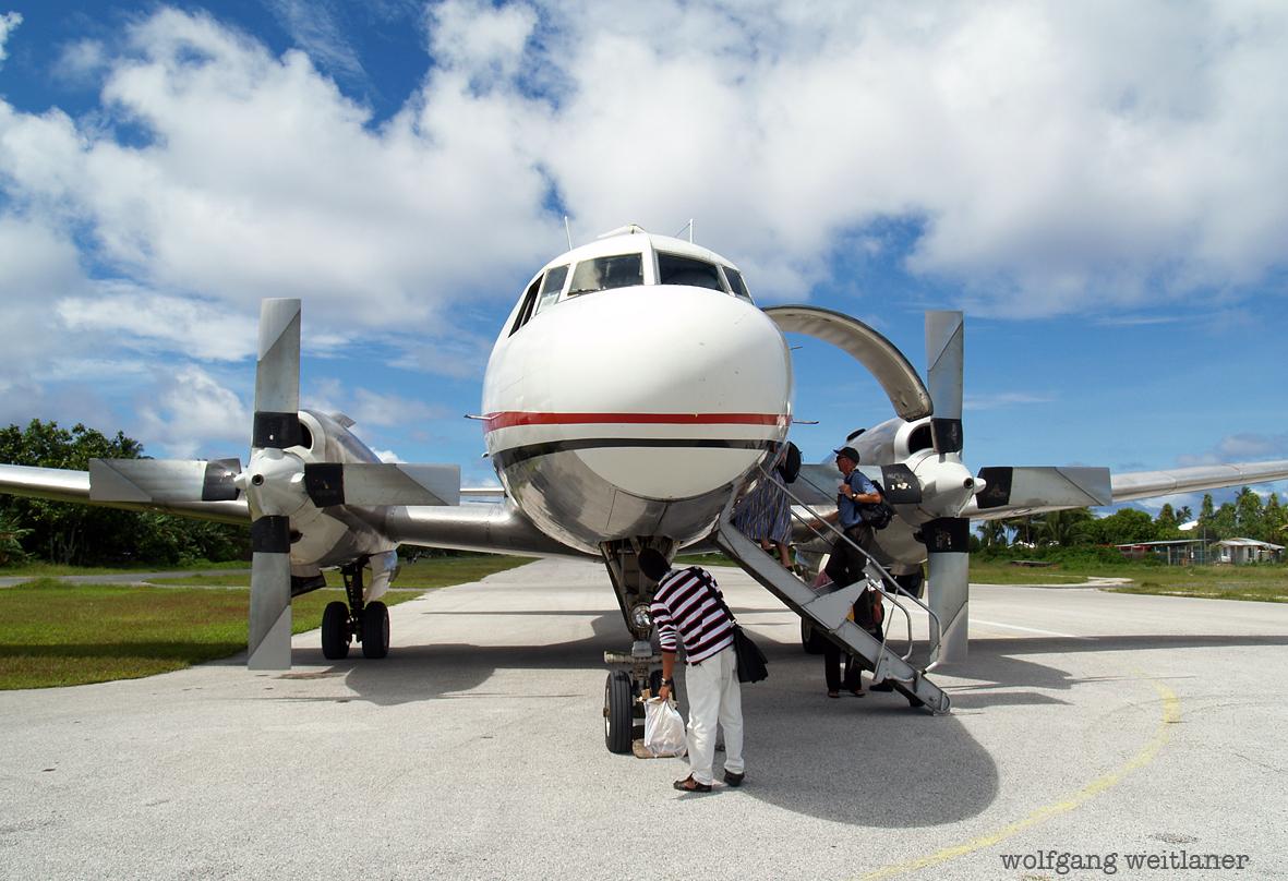 Funafuit-Airport