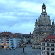 Seit 2005 ist die Freuenkirche wiederaufgebaut und präsentiert sich als neues altes Wahrzeichen der Stadt