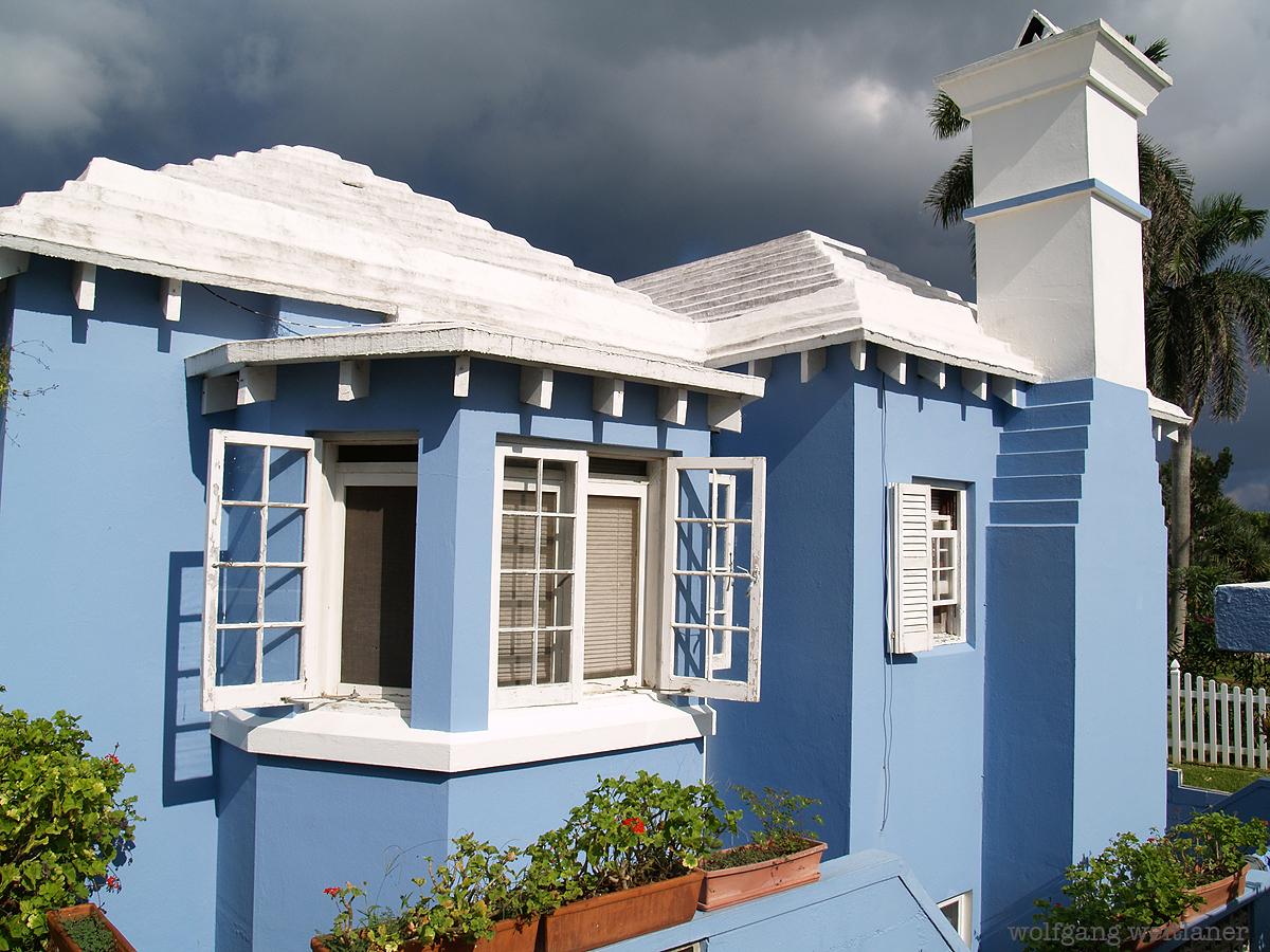 Bermuda-Architektur, Bermuda
