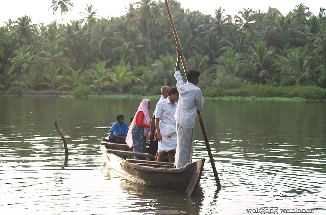 Fluss Kerala