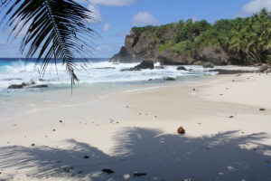 Dolly Beach, Christmas Island, West-Australien