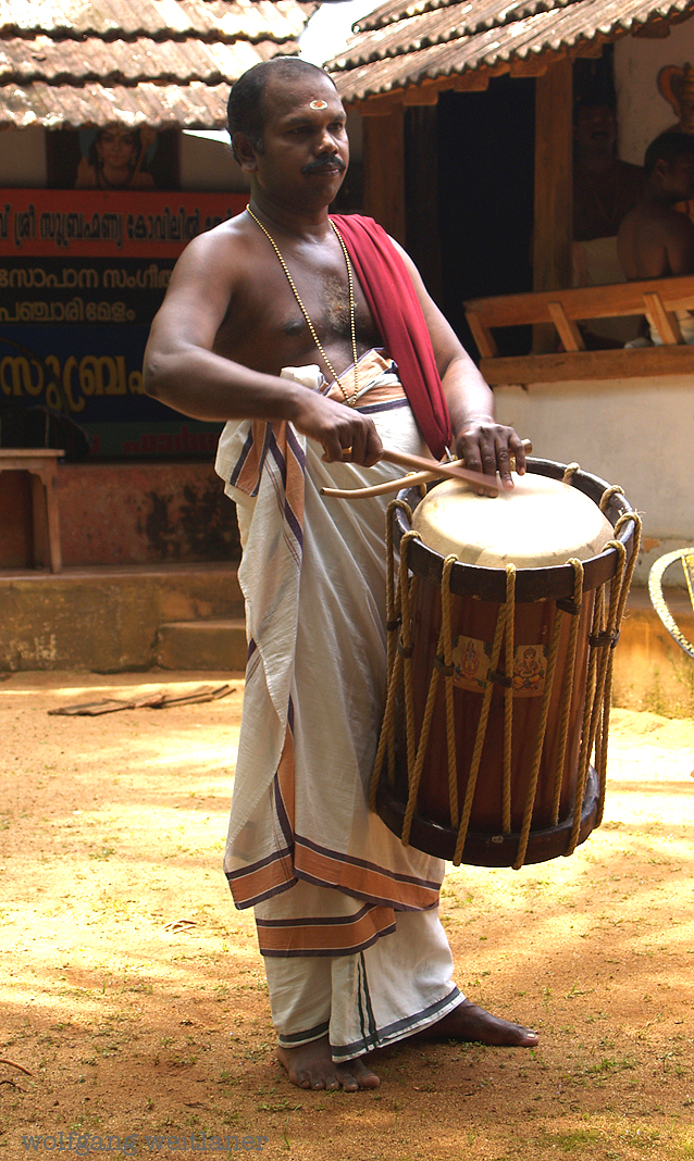 Musiker Indien