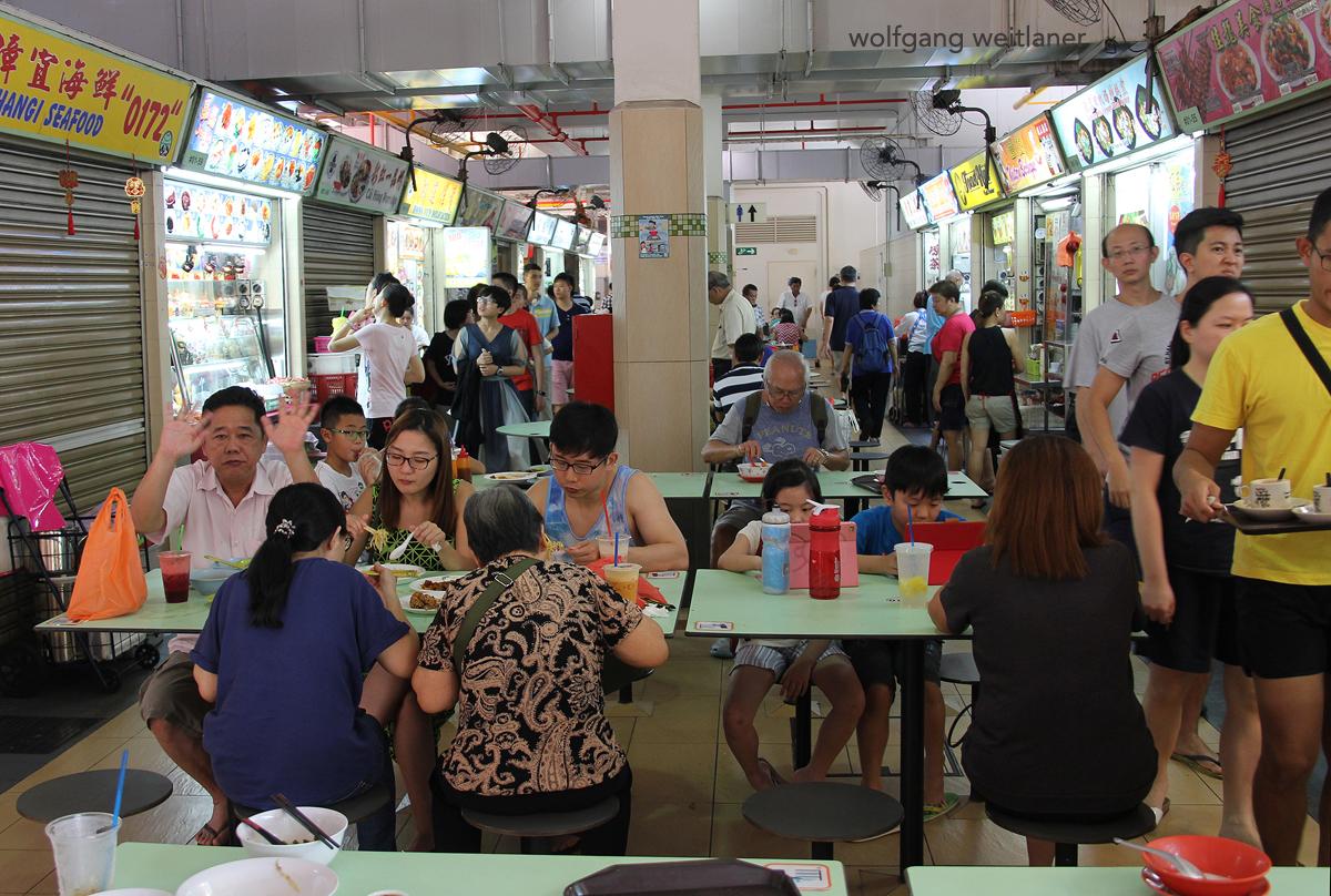 Singapur Hawker Centre