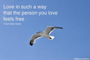 Valentinstag: Über das Loslassen und Lieben