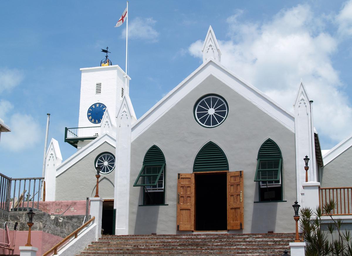Altstadt von St. George's, Bermuda
