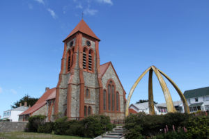 Christ Church Kathedrale, Stanley, Falkland Inseln