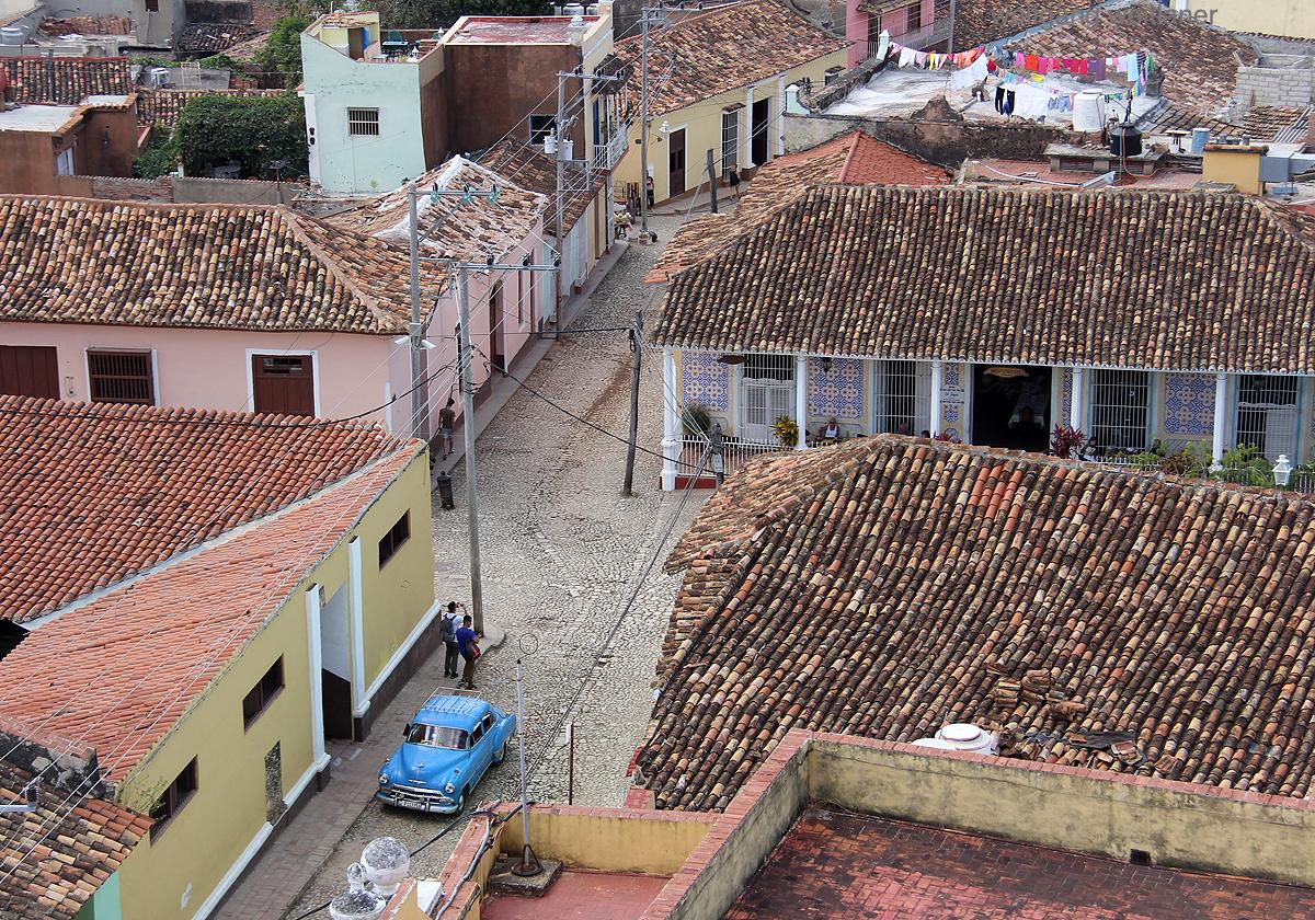 Altstadt von Trinidad, Kuba, Karibik