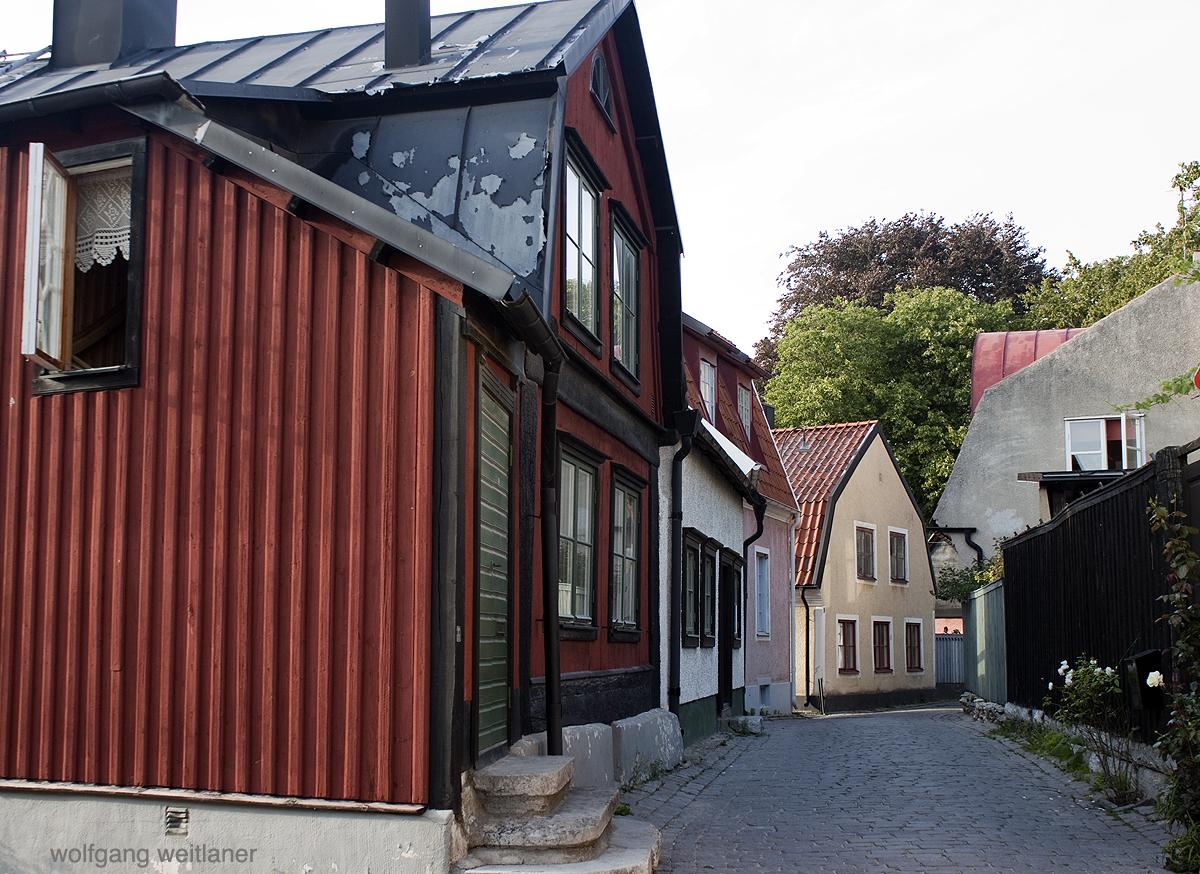 Stadtrundgang Visby