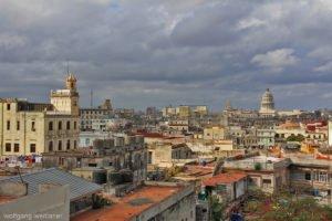 Blick über Havanna, Havanna, Kuba