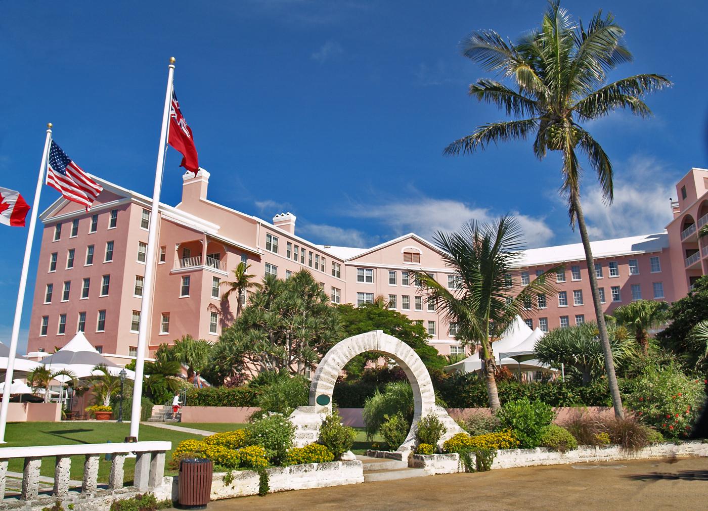 Princess Hotel, Hamilton, Bermuda