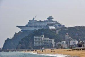 Sun Cruise Hotel, GangNeung City, GangWon Do, Korea