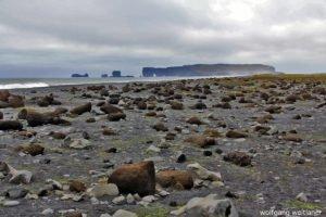 Reynisfjara, Südküste Island, Island