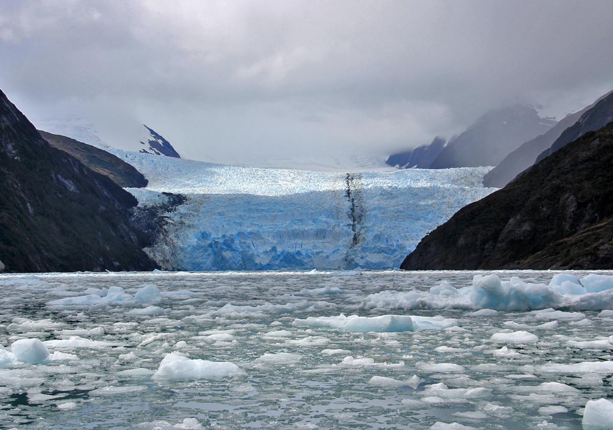 Garibaldi Fjord Chile