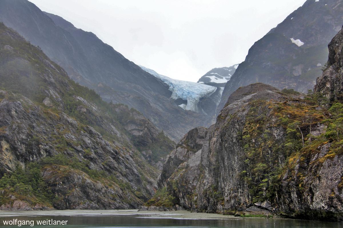 Garibaldi Fjord, Chile