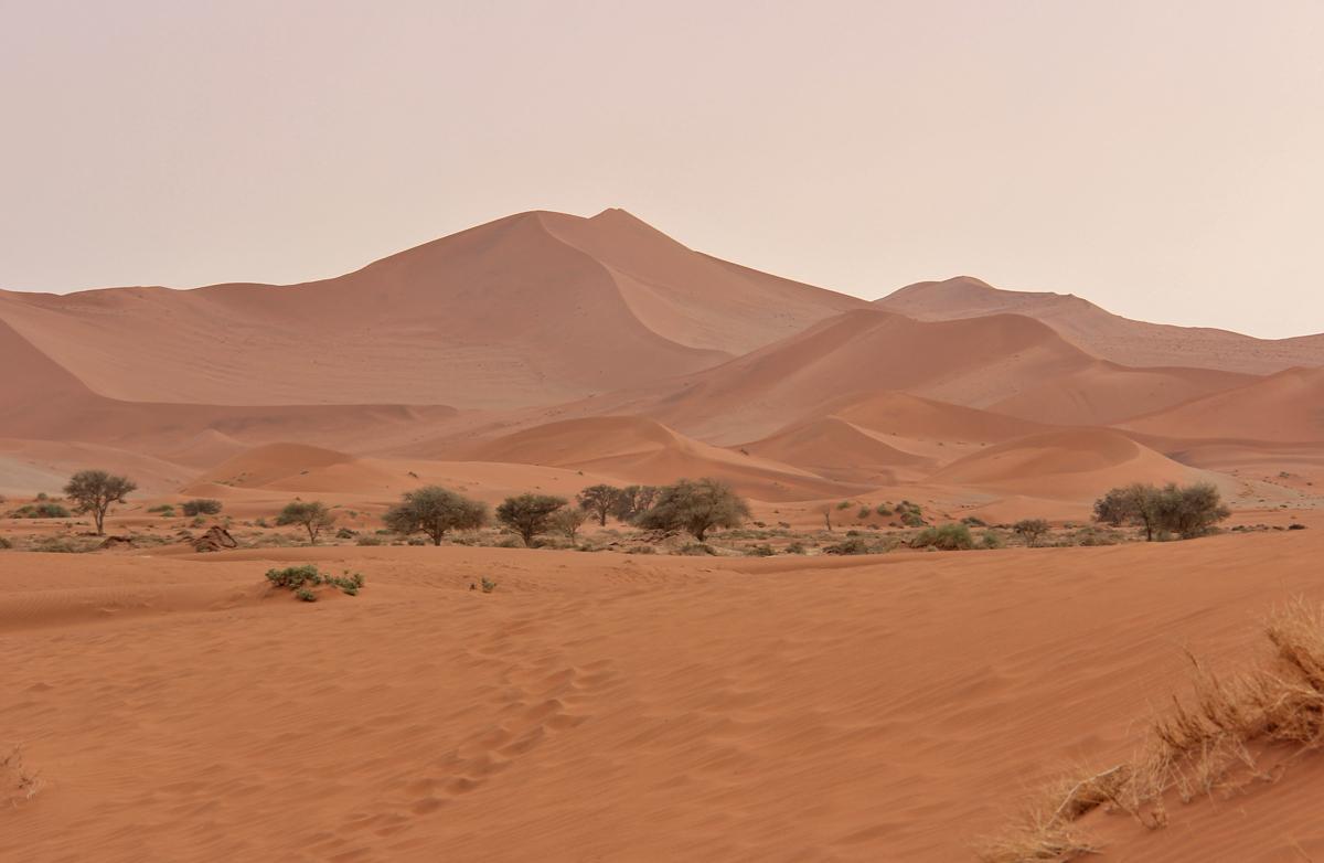 Sossusvlei, Namibia, Wüste Namib
