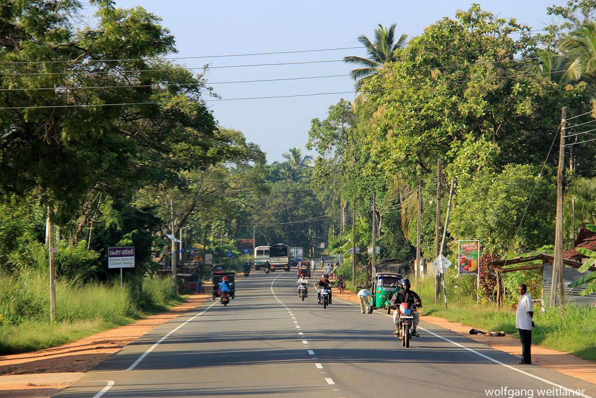 Von Colombo nach Polonnaruwa, Sri Lanka