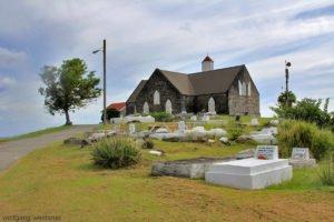 St.Thomas-Kirche in Nevis, St. Kitts & Nevis, Karibik
