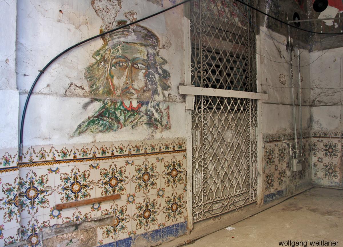 Murales – Street-Art, Havanna, Kuba