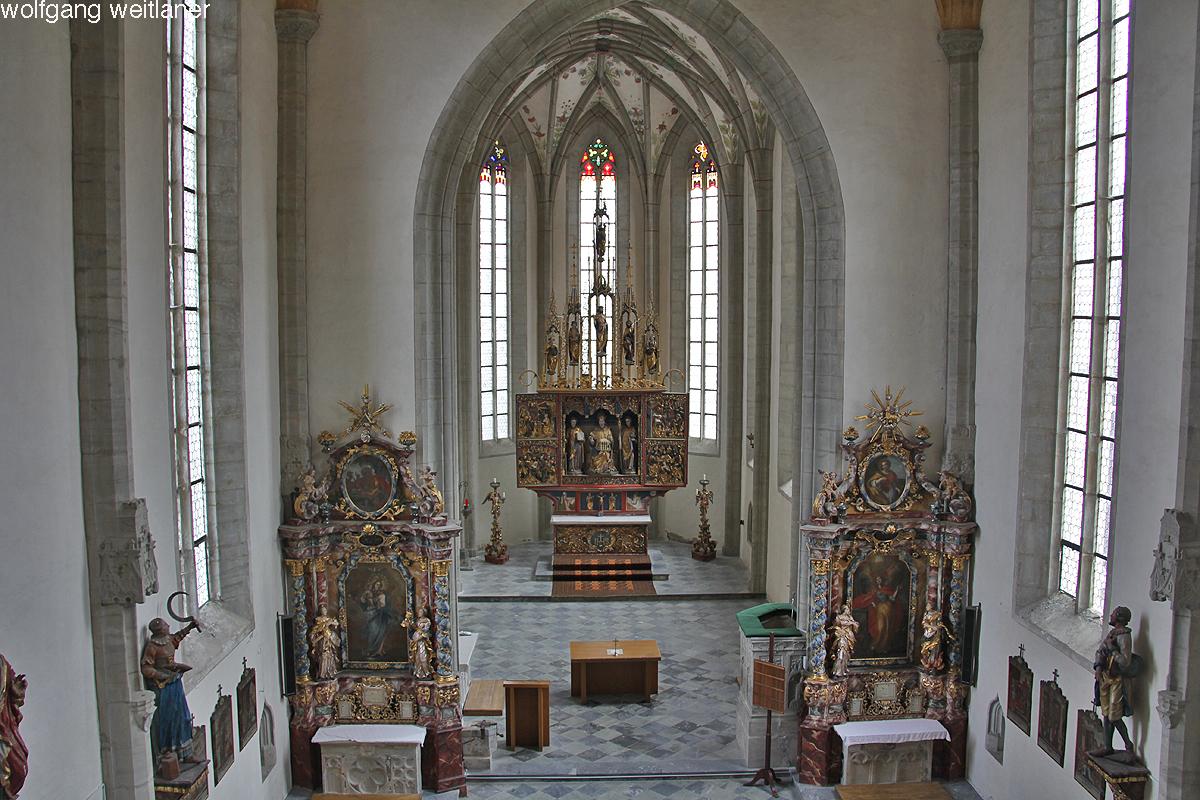 Wehrkirche Grades Metnitztal