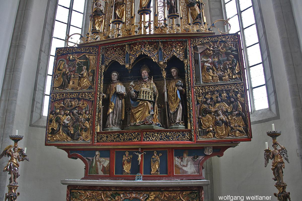 Wehrkirche Grades