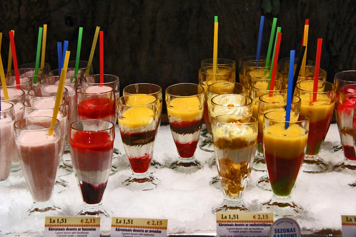 Desserts Riga