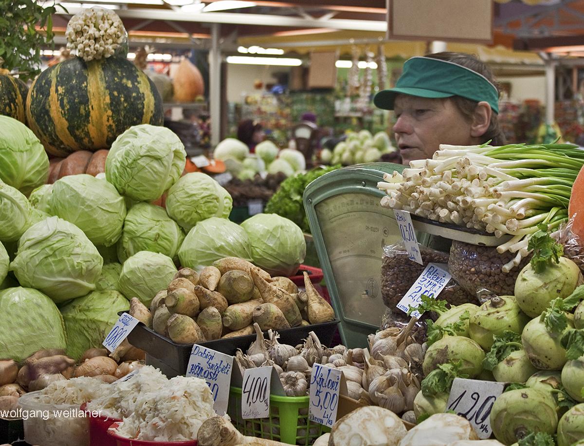 Zentralmarkt Riga