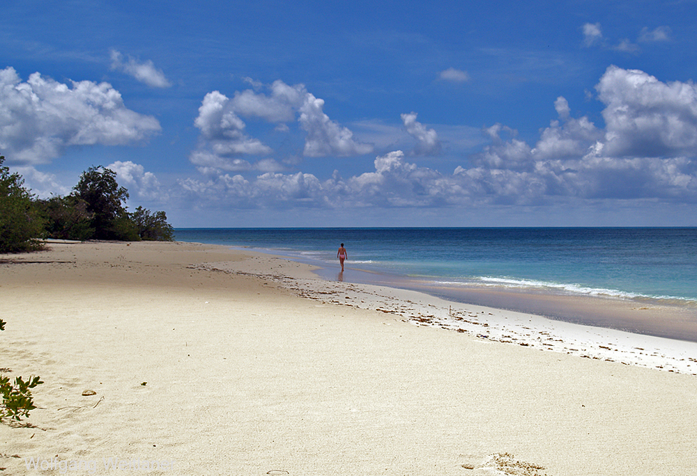 Erinnerungen an Barbuda, Antigua & Barbuda, Karibik