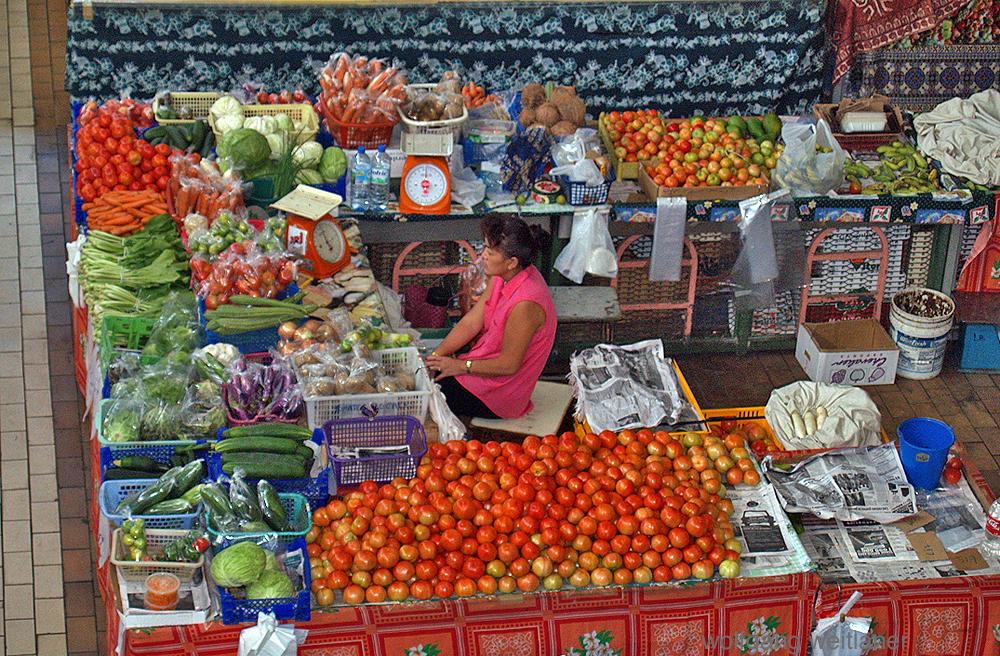Papeete Markt