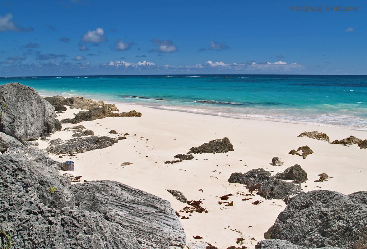 Sandstrand, Warwick Parish, Südküste, Bermuda