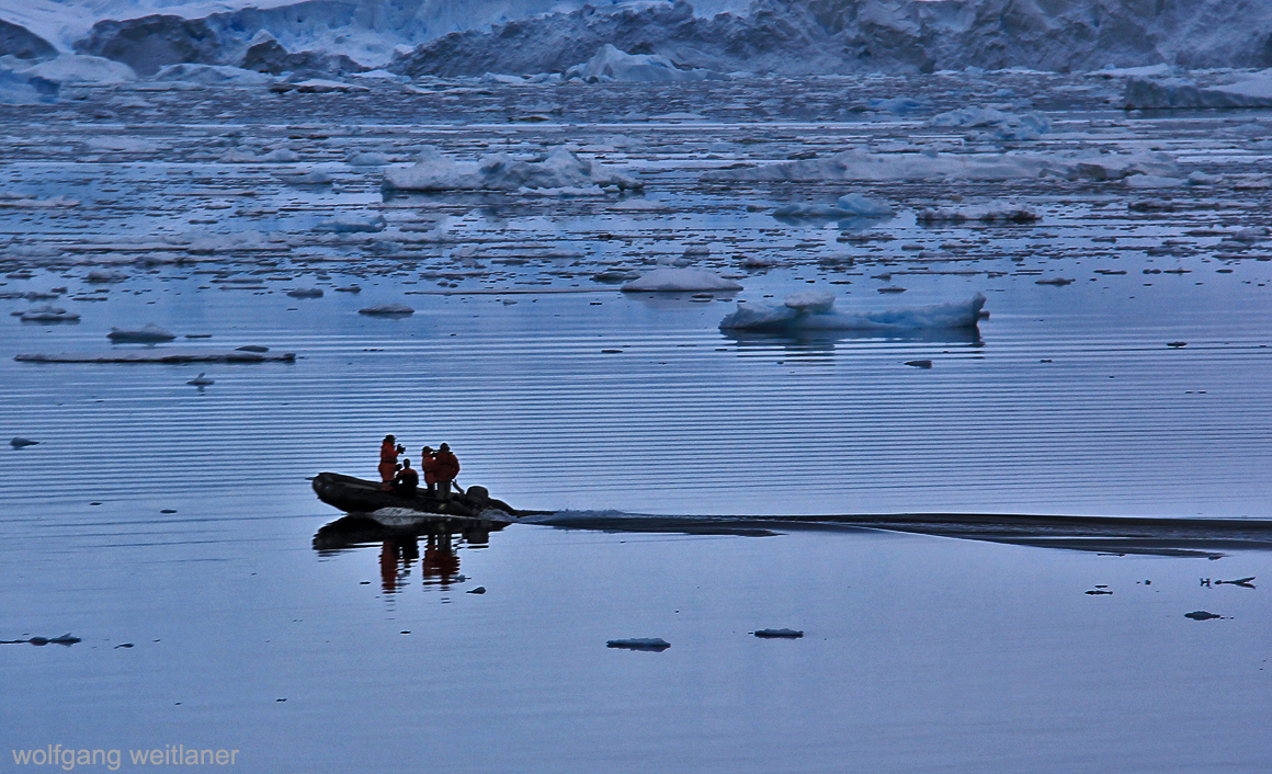 Lemaire Antarctika