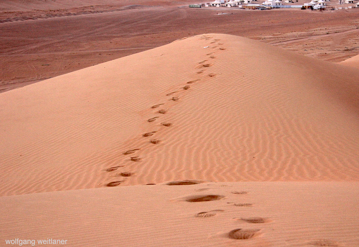 Wüste Oman