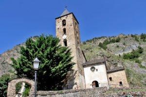 Sant Serni de Canillo, Canillo, Andorra,