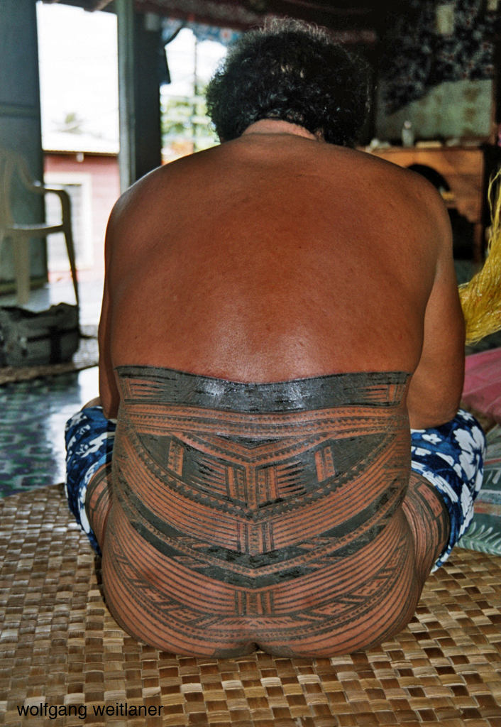Tattoo Samoa