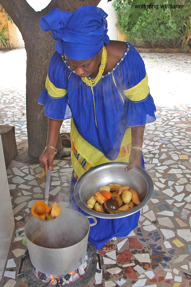 ida cooking gambia