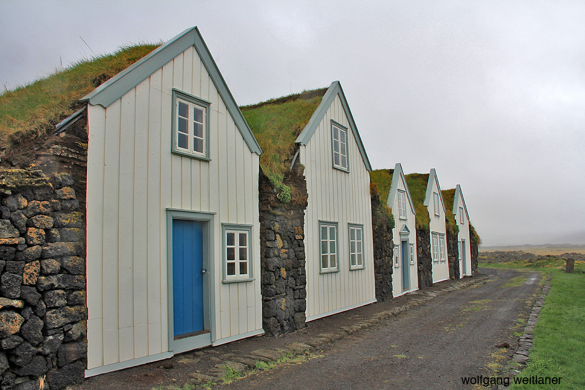 Grenjaðarstaður island